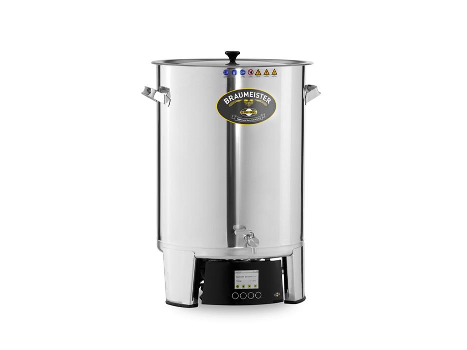 braumeister 10 liter 20 liter und 50 liter speidels braumeister. Black Bedroom Furniture Sets. Home Design Ideas